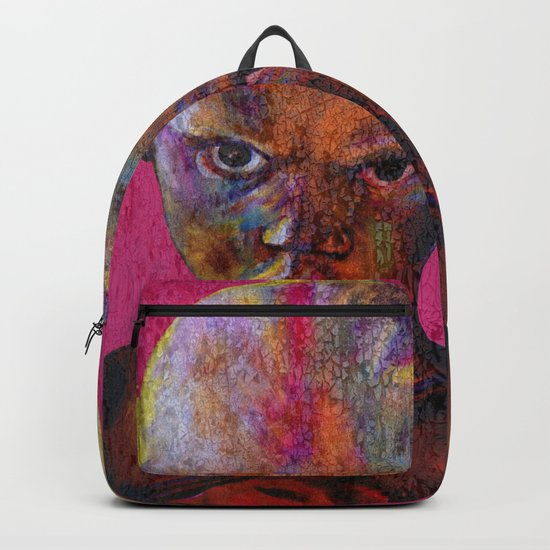 the magician - urban ART Backpack