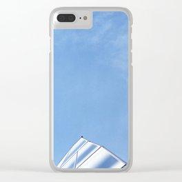 Frank Gehry - Shark fin Clear iPhone Case