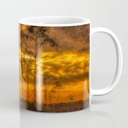 Everglade Sunset Coffee Mug