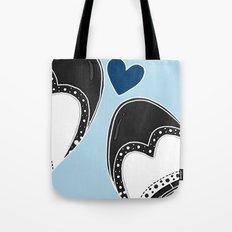 Brogues love Tote Bag