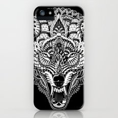 Wolf Head iPhone SE Slim Case