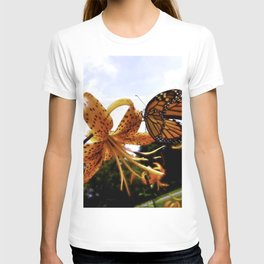 The Butterfly Has Landed T-shirt