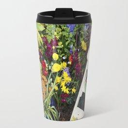 Always good to have a few flowers around the kitchen! Travel Mug