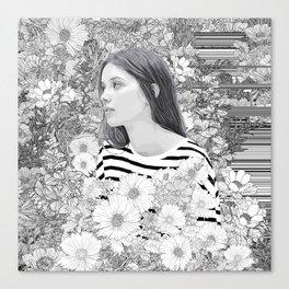 Lovely whisper Canvas Print
