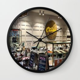 New York Chocolate Bar Wall Clock