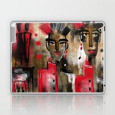 Pairs Laptop & iPad Skin