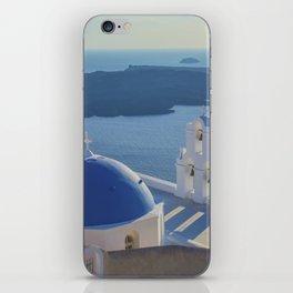 Santorini Island, Greece iPhone Skin