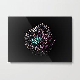 Fireworks 19 Metal Print