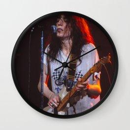 Patti Smith Wall Clock