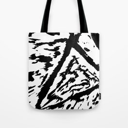 Hype Divine - B&W Tote Bag