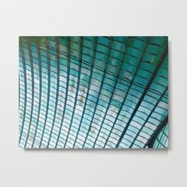 Mosaic II Metal Print