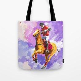 power of polo Tote Bag
