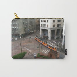 Milan Metro Tram Carry-All Pouch
