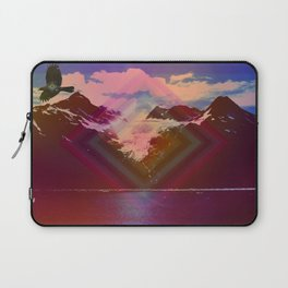 Into another dimension Laptop Sleeve