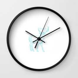 The stag fairfield Wall Clock