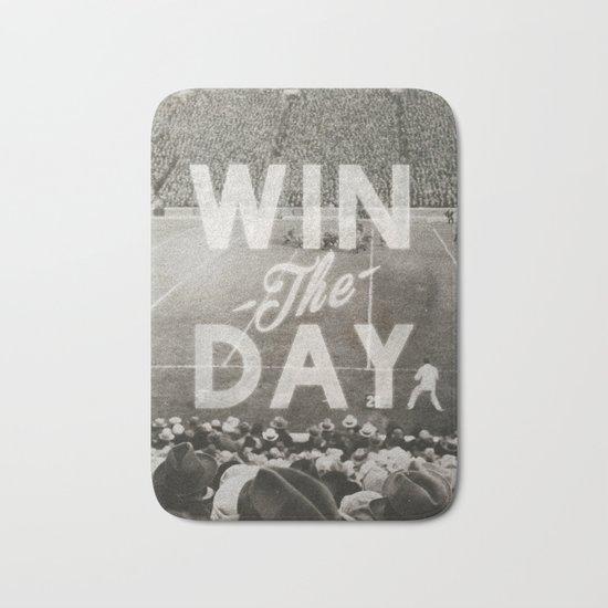 Win the Day Bath Mat