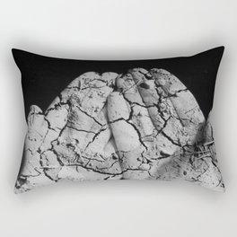 Disintegration Rectangular Pillow