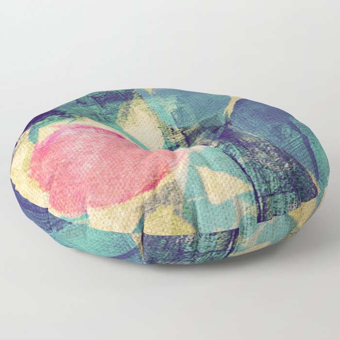 Bola de Gude Floor Pillow
