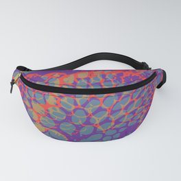 psychedelic beauty Fanny Pack