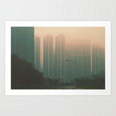 LOHAS park Art Print