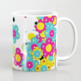Flower Power Shower Coffee Mug
