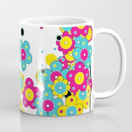 Flower Power Shower Coffee Mug