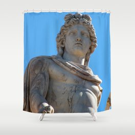 Athens II Shower Curtain