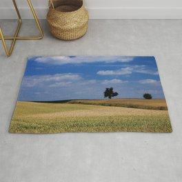 Wheat Field- JUSTART © Rug