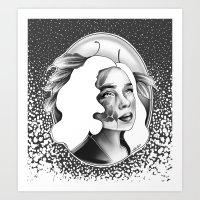 Empty Vol 2 Art Print