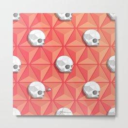 """""""The Lefty Has an Ace"""" By: Allan Calangan Metal Print"""