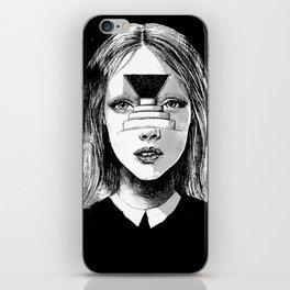 Beyond the Shadows iPhone Skin