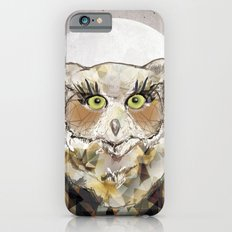 The Great Horned Owl Slim Case iPhone 6s