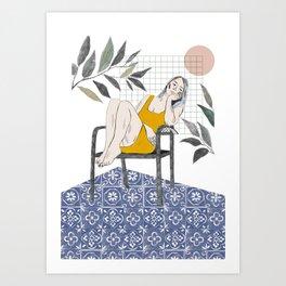 Adulthood Art Print