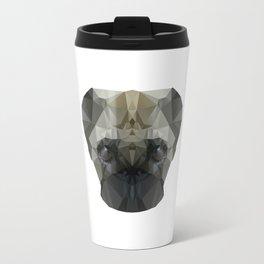 Mops Dog Travel Mug