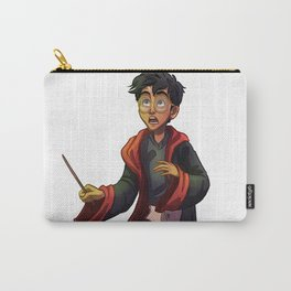 Harry Potte Digital Drawing Gryffindor Carry-All Pouch