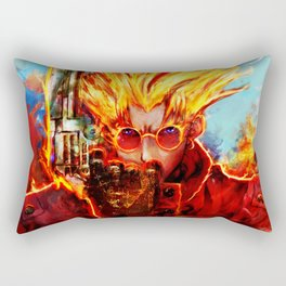 trigun Rectangular Pillow