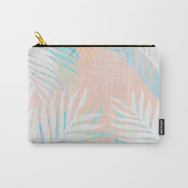 Tropical bliss - palm springs Carry-All Pouch