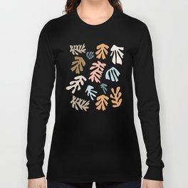 Seaweeds and sand Long Sleeve T-shirt
