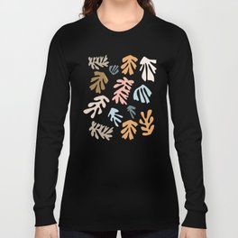 Seaweeds and sand Long Sleeve T-shirt