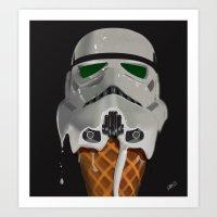 The Cone Wars Art Print