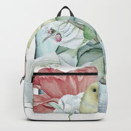 The Gold Finch Backpack