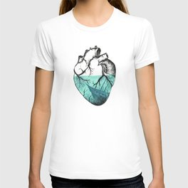 Sinking Heart T-shirt