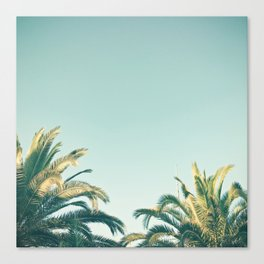 Summer Time Canvas Print