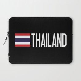 Thailand: Thai Flag & Thailand Laptop Sleeve
