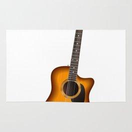 Guitar - Guitar Player Rug