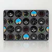 the mortal instruments iPad Cases featuring Flight Instruments by robyriker