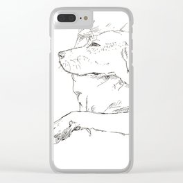 conversations at 10:31 p.m. Clear iPhone Case
