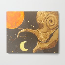 Hallow Metal Print