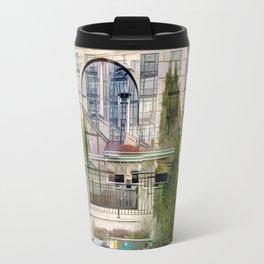 "00:15:58, ""Acquired Aberration"" series Travel Mug"