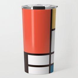 Mondrian 2 Travel Mug
